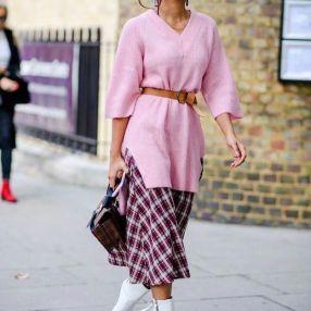 Layered Sweater via Clothingnice.com